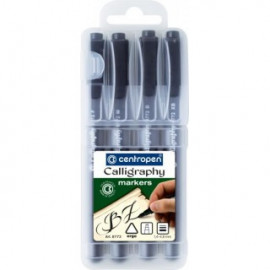Marker Calligraphy 8772/4...
